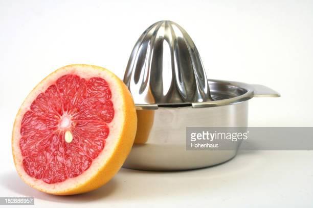 grapefruit Saftpresse