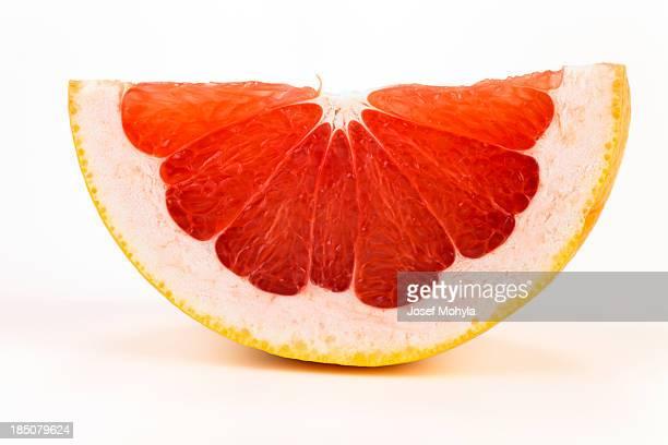 グレープフルーツのスライス