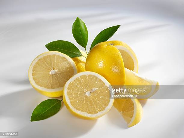 Grapefruits, halved and cut into pieces