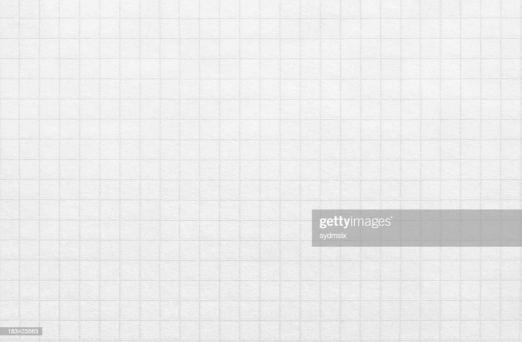 graph paper high-res stock photo