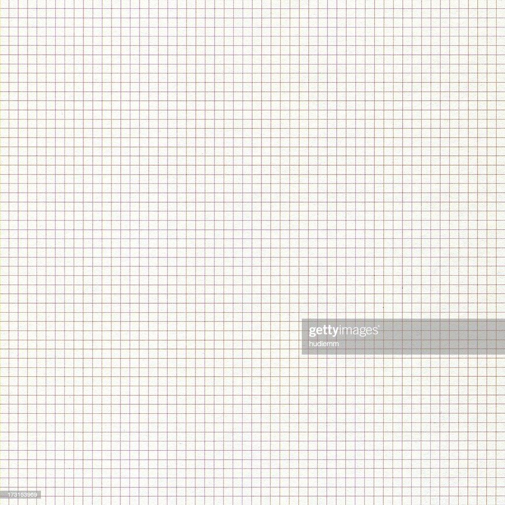 Textura de papel quadriculado : Foto de stock