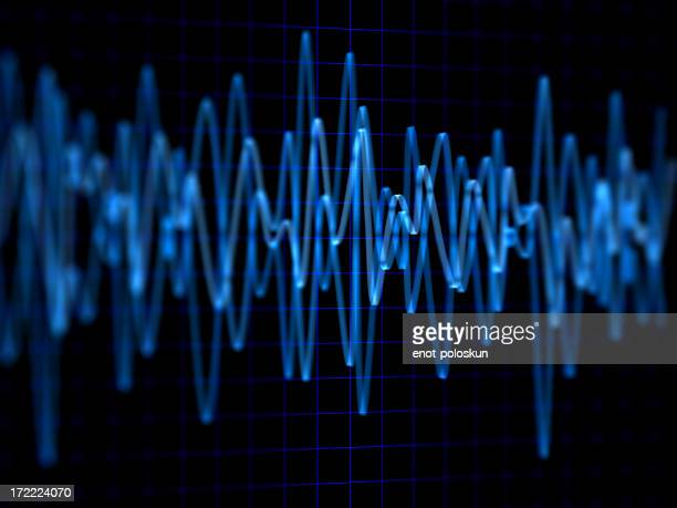 graph - sound recording equipment stock pictures, royalty-free photos & images