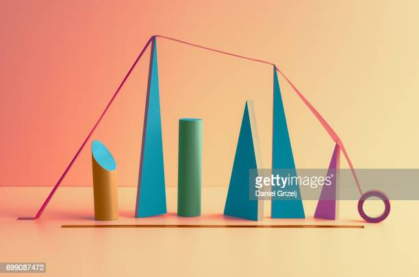 graph - strategy stock photos and pictures