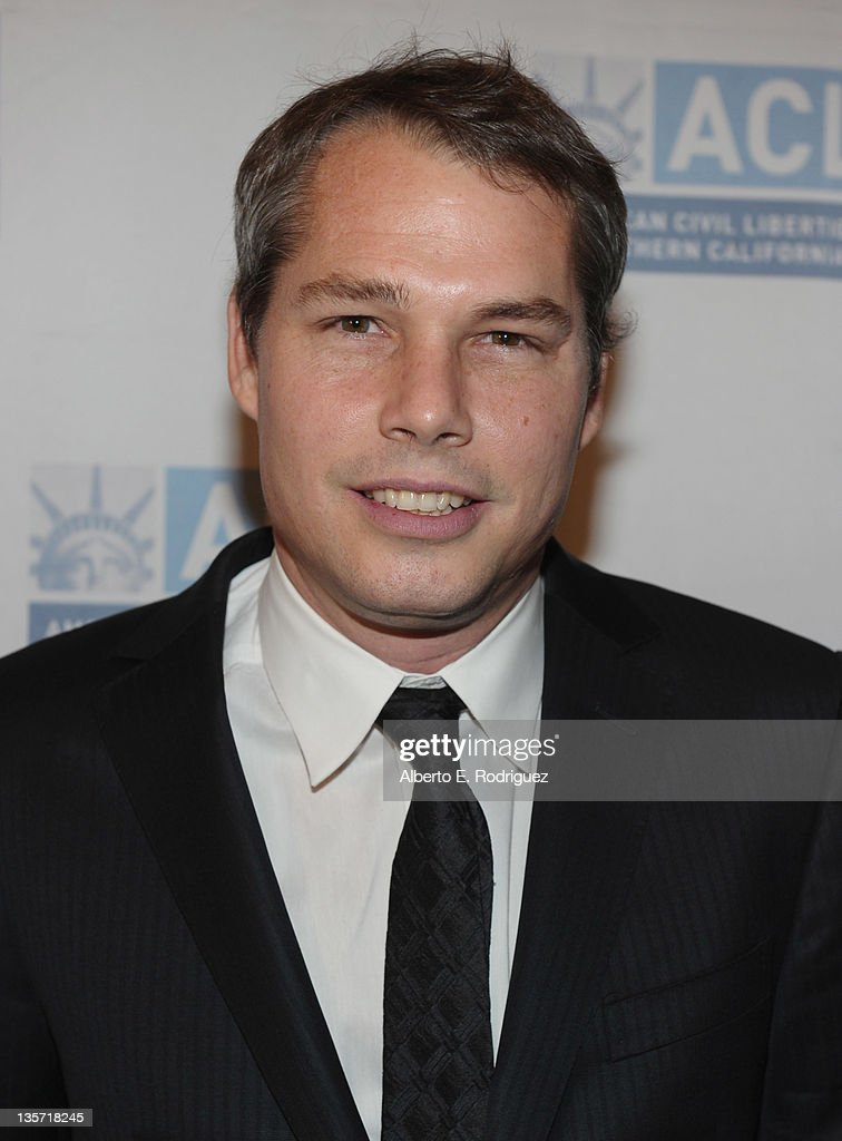 Graphic Artist Shepard Fairey attends The ACLU of Southern California's 2011 Bill of Rights Dinner at the Beverly Wilshire Four Seasons Hotel on December 12, 2011 in Beverly Hills, California.