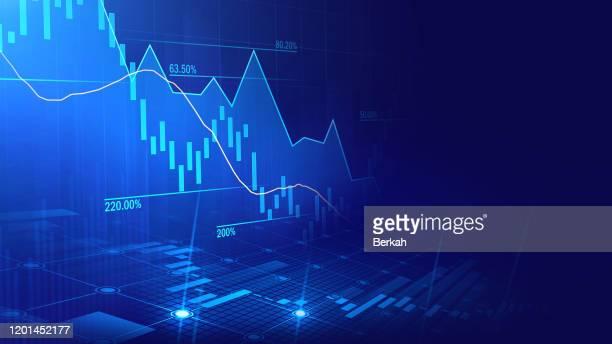 graphic concept suitable for financial investment - bank financieel gebouw stockfoto's en -beelden