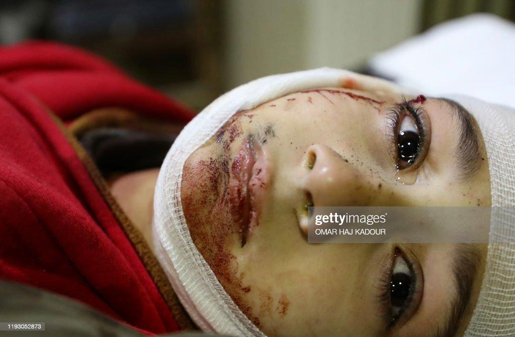 SYRIA-CONFLICT-IDLIB : News Photo