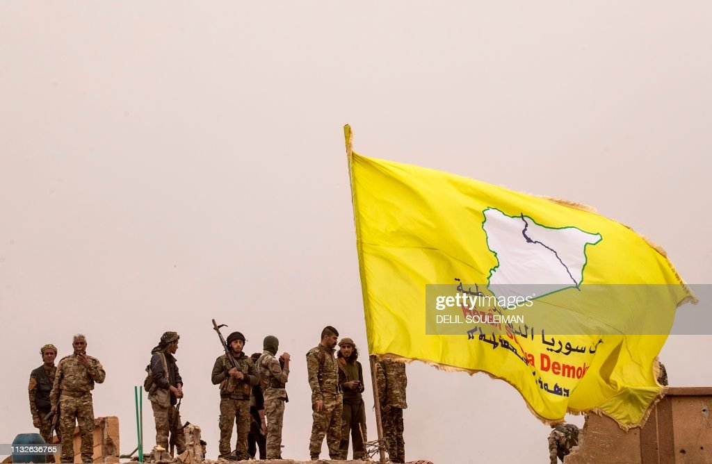 SYRIA-CONFLICT-IS-SURRENDER : News Photo