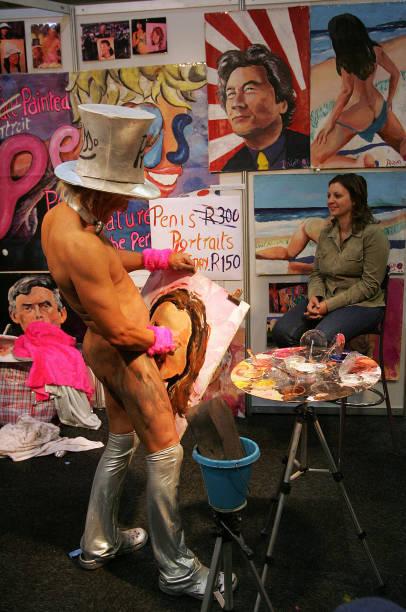 Sexpo south africa amateur striptease competition - 3 part 6