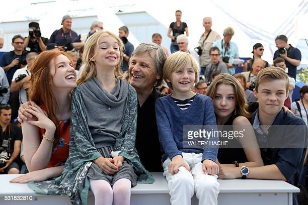 Graphic content / US actress Annalise Basso US actress Shree Crooks US actor Viggo Mortensen US actor Charlie Shotwell US actress Samantha Isler and...