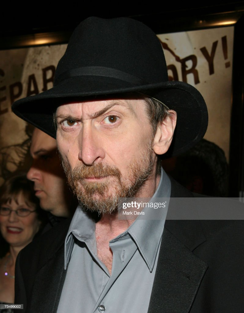 Graphic novelist Frank Miller attends the Warner Bros. premiere of '300' held at Grauman's Chinese theater on March 5, 2007 in Hollywood, California.