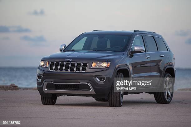 Graphite Jeep Grand Cherokee Limited 2016