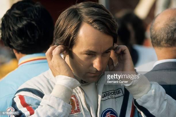 Gérard Larrousse 24 Hours of Le Mans Le Mans 10 June 1973 Gérard Larrousse winner of the 1973 24 Hours of Le Mans