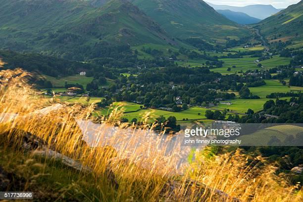 Grasmere. Lake District. Cumbria. UK.