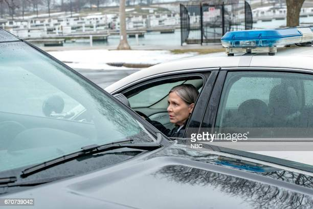 D 'Grasping For Salvation' Episode 420 Pictured Amy Morton as Trudy Platt