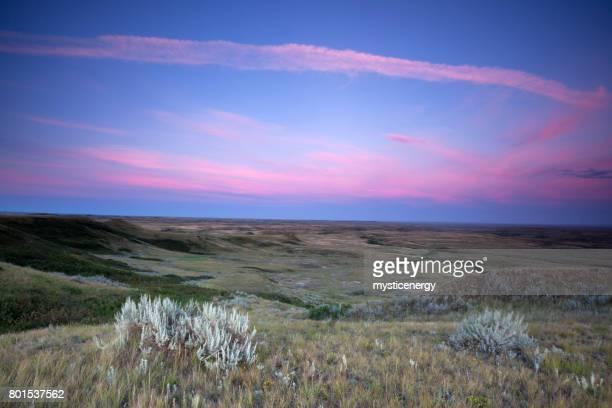 Grasslands National Park Saskatchewan Canada