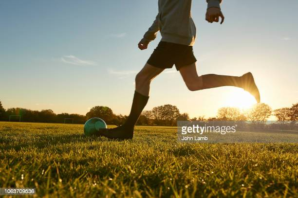 grassroots football - athletics stock pictures, royalty-free photos & images