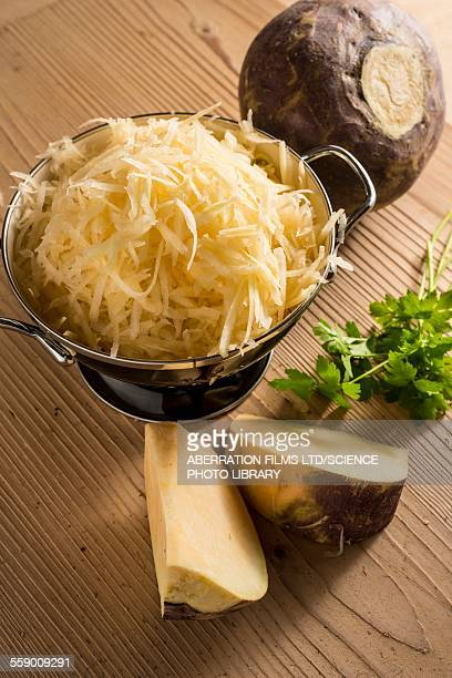 grated swede - rutabaga stock pictures, royalty-free photos & images