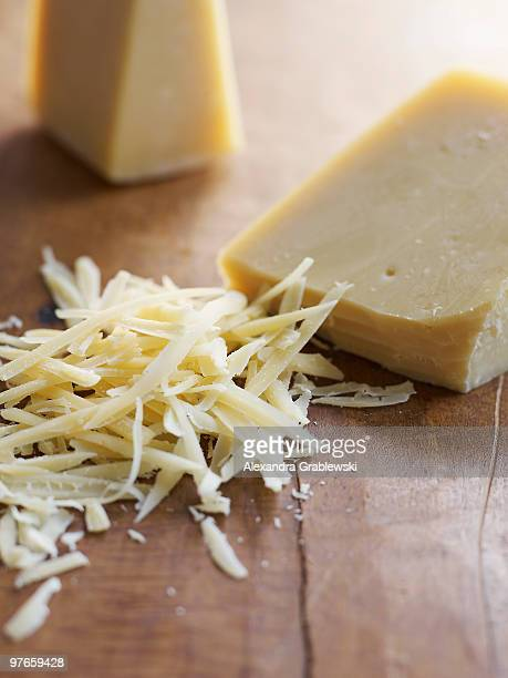 Grated White Cheddar Cheese
