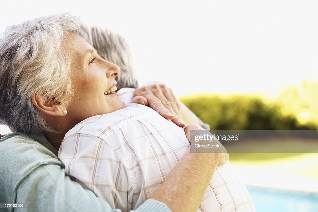 Grateful and happy to be together : Stock Photo