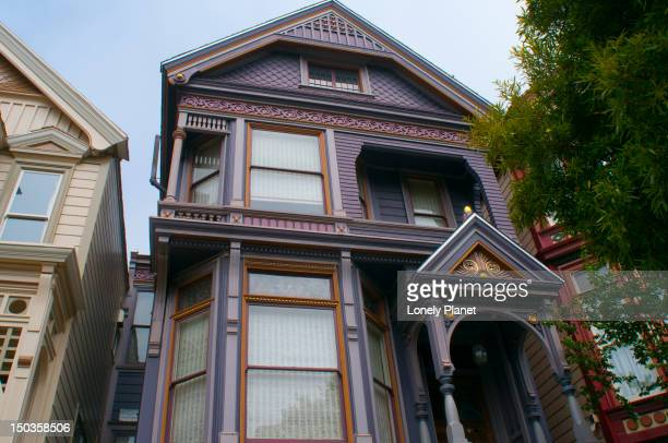 Grateful Dead house at 710 Ashbury in Haight Ashbury.