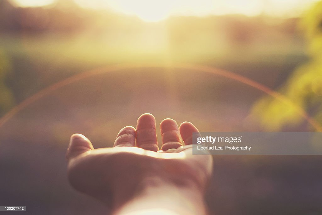 Grateful : Stock Photo