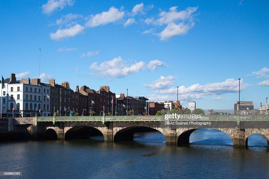 Grattan Bridge : Foto stock