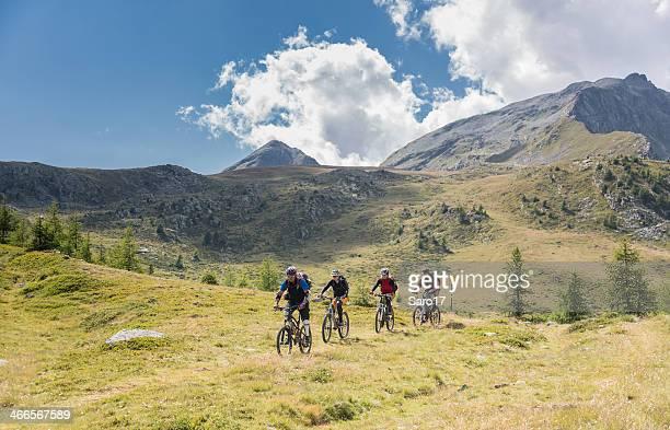 Graubunden Pasture Downhill, Switzerland