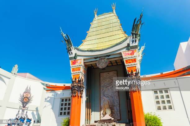 Grauman's Chinese Theatre in Hollywood, Los Angeles