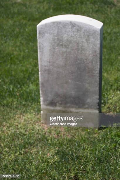 grave stone - tombstone stock pictures, royalty-free photos & images