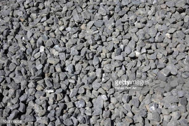 gravel stones background - rafael ben ari stock pictures, royalty-free photos & images