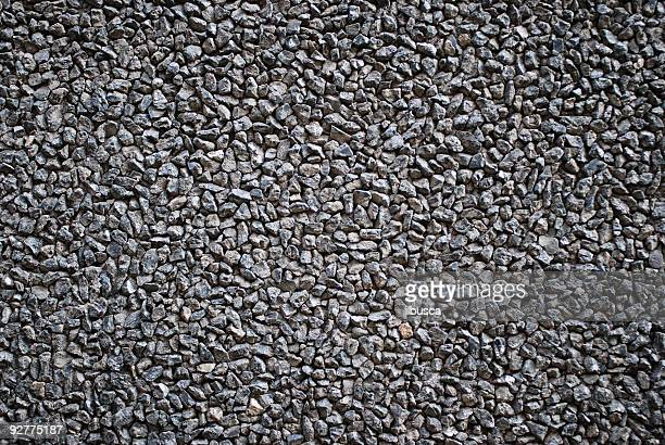 gravel texture background - gravel stock pictures, royalty-free photos & images