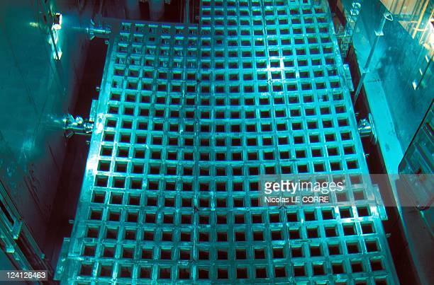 Gravelines Nuclear Plant In Gravelines France On May 03 1996 The alveoli of stocking