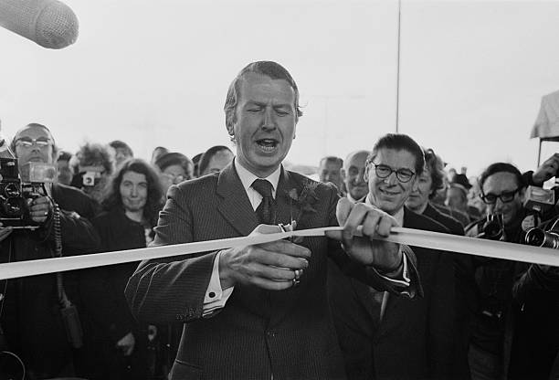 Gravelly Hill Interchange Opening