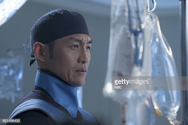 MED Graveyard Shift Episode 211 Pictured Brian Tee as Ethan Choi