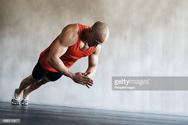 Gravity defying fitness