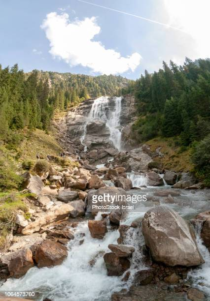 Grawa waterfall, Tyrol, Austria