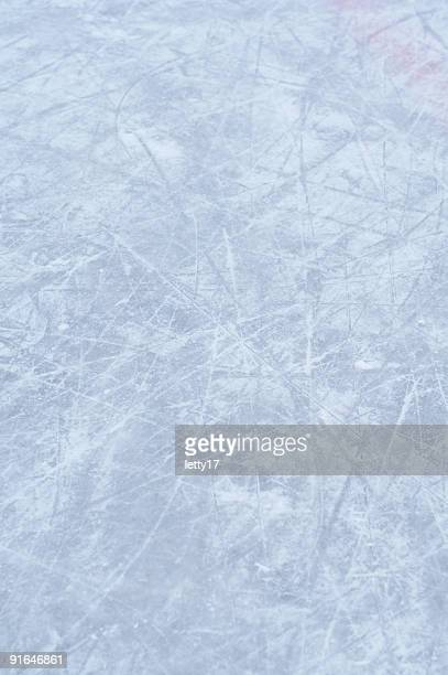 Gray and white toned ice background