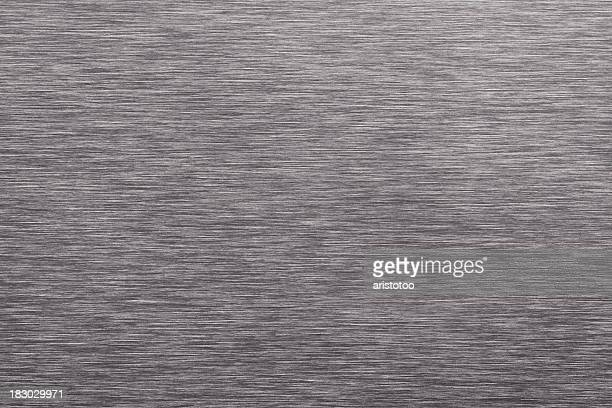 Gray Brushed Sheet Metal Background
