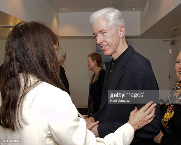 """Gray Davis attends the UCLA Film and Television Archive screening of """"Gerrymandering"""" on October 3, 2010 in Los Angeles, California."""