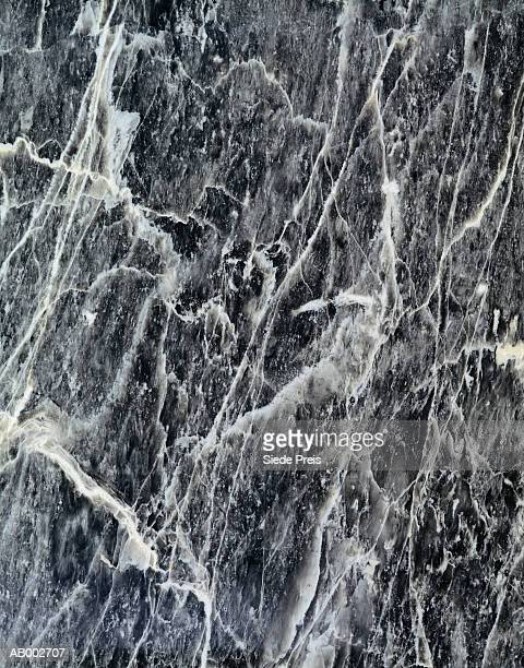 Gray Marble with White Veins