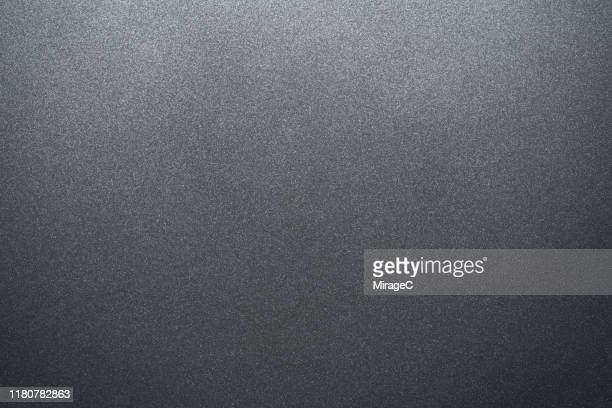 gray matte coated metallic texture - grey colour stock pictures, royalty-free photos & images