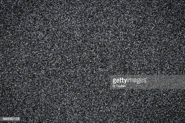 gray small granite stone floor or wall  background texture - asfalto fotografías e imágenes de stock