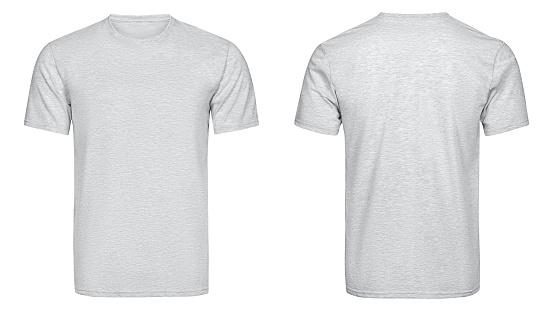 Gray t-shirt, clothes 685779008
