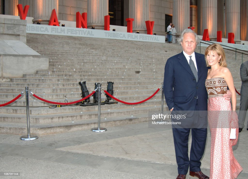 4th Annual Tribeca Film Festival - Vanity Fair Party : News Photo