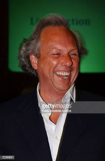 """Graydon Carter at """"Sheryl Crow and Friends"""" presented by Revlon and VH1 to celebrate the 10th Anniversary of The National Breast Cancer Coalition at..."""