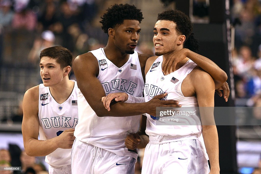 Michigan State v Duke : ニュース写真