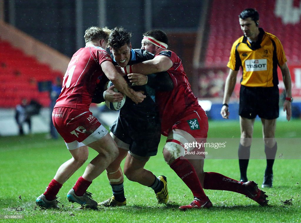 Scarlets v Glasgow Warriors - European Rugby Champions Cup