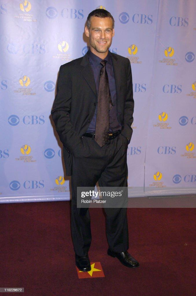 32nd Annual Daytime Emmy Awards - Media Press Room : News Photo
