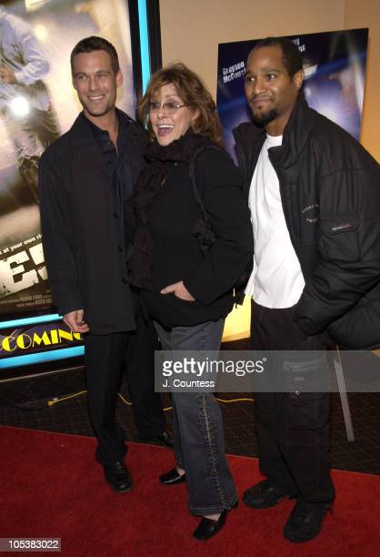Grayson McCouch Elizabeth Ashley and Seth Gilliam