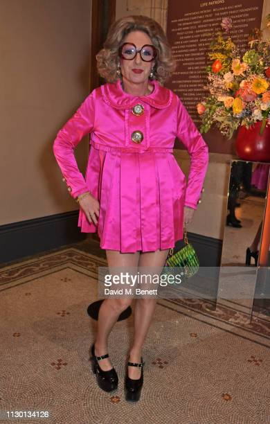 Grayson Perry attends The Portrait Gala 2019 hosted by Dr Nicholas Cullinan and Edward Enninful to raise funds for the National Portrait Gallery's...